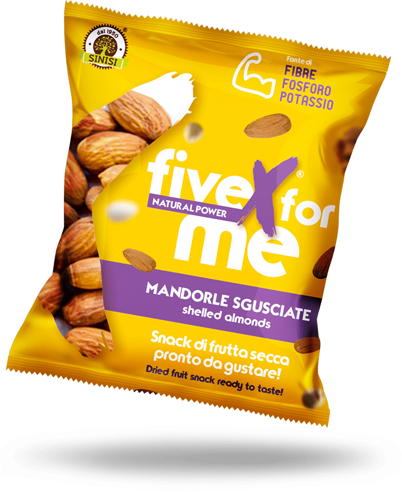 mandorle sgusciate five for me sinisi-min